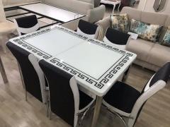 Masa + 6 scaune