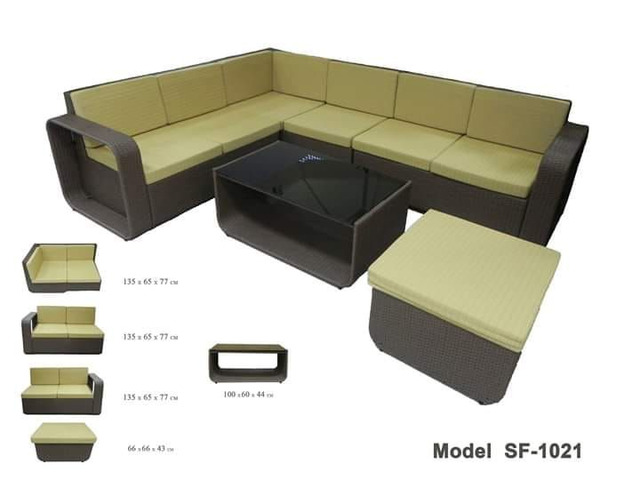 Set MOBILA SF-1021 - 2