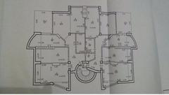 Se vinde apartament cu 3 camere și terasă CENTRU , bloc dat in exploatare - Изображение 4