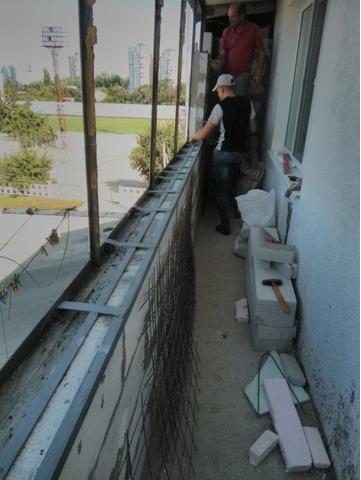 Капитальный ремонт балконов! Под ключ! Любые виды работ по балконов!. - 1