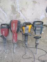 Прокат отбойники перфораторы услуги бетоновырубка разрушение бетона алмазное резка бетона асфальта п