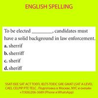 Подготовка к SSAT ISEE SAT ACT TOEFL IELTS TOEIC GRE GMAT LSAT A-LEVEL BEC CAEL CELPIP PTE TELC - Изображение 9