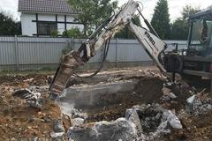 Снос демонтаж разборка домов строений сооружений конструкции ангары!!!