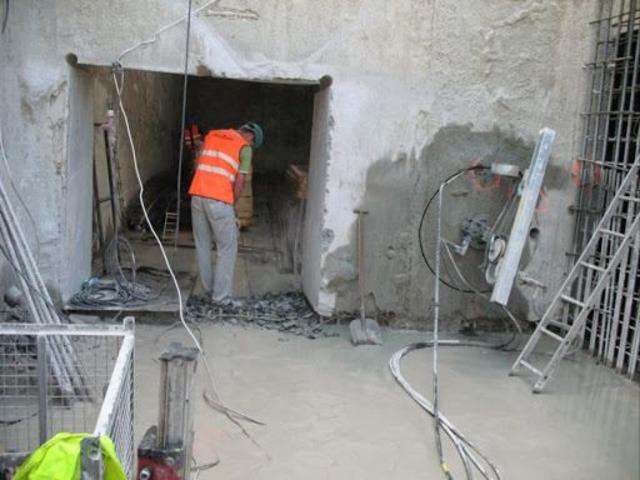 Алмазная резка стен! перегородок бетона без вибрации! Профессионально! - 1