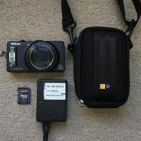 Продам фотоаппарат Nikon Coolpix S9300