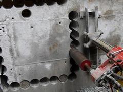 Вырубка бетона бетоновырубка разрушение бетона алмазное резка бетона железобетона стен перегородок