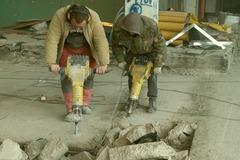 Бельцы. Аренда отбойный молоток перфоратор бетоновырубка резка бетона.