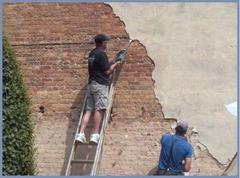 Подготовка помещений к ремонту перепланировка резка стен перегородок сантехкабин