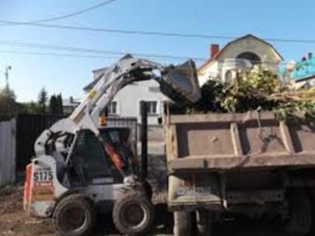 Бельцы Снос любых строений домов очистка участков выкорчевка деревьев пней вывоз строймусора - 1