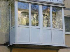 Капитальный ремонт балконов остекление усиление плиты замена парапета!