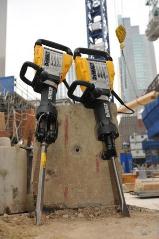 Oferim chirie ciocane Demolatoare oferim servici demolarea betonului - 1