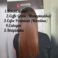 Выпрямление и восстановление волос от Honma Tokyo Professional