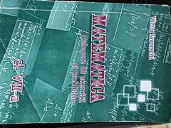 Culegere de chimie, Matematică, fizică clasele 7-9
