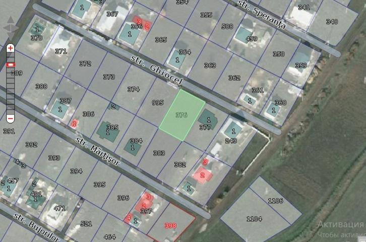 Продается земельный участок под строительство- 6 соток - 3