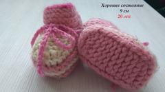 Новые туфли,пинетки для девочки - Изображение 6