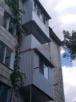 Балконы Кишинев, ремонт балконов под ключ