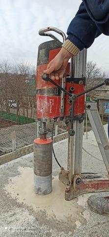 Резка бетона, Сверление отверстий Бельцы. - 1
