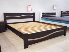 """Кровать """"Волна"""" из натурального дерева. Доставка по Молдове.Продажа в кредит."""