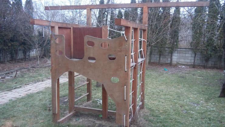 Детский игровой спортивный комплекс. Дорого - 5