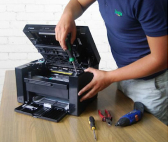 Профессиональный Ремонт принтеров, МФУ, Факсов. Reparația imprimantelor. Заправка картриджей. Выезд - 6