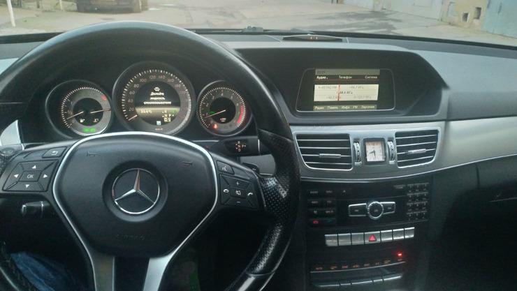 Mercedes Benz E- class w212 - 6