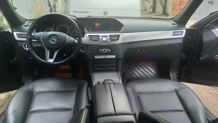 Mercedes Benz E- class w212 - 8