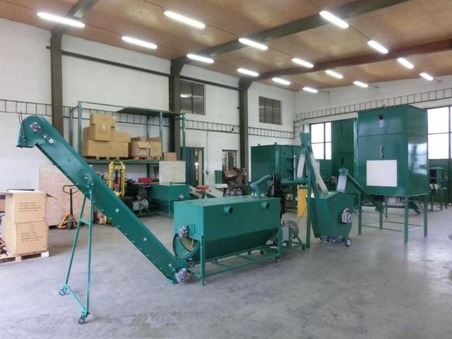 Линии гранулирования  растительной биомассы - 1