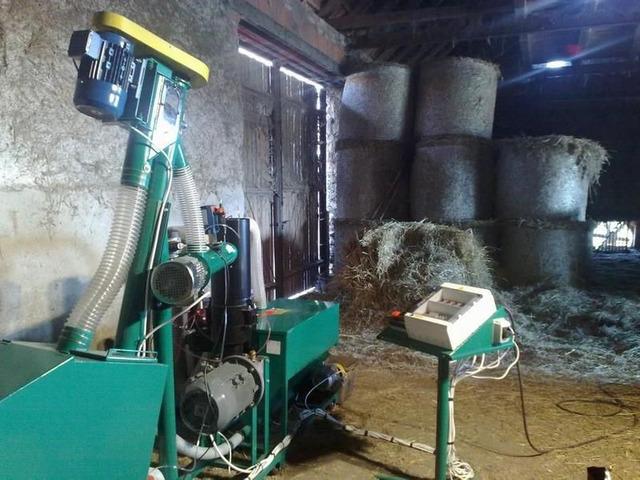 Линии гранулирования  растительной биомассы - 3