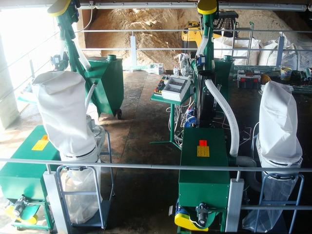 Линии гранулирования  древесных отходов - 3